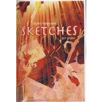 Feldhusen, Sylke - Sketches for Organ