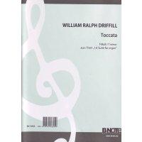 Driffill, William Ralph - Toccata für Orgel
