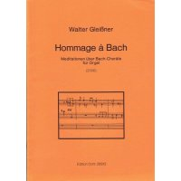 Gleißner, Walter - Hommage à Bach