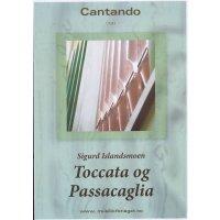 Islandsmoen, Sigurd - Toccata og passacaglia
