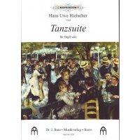 Hielscher, Hans Uwe - Tanzsuite