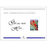 Leibe, Beate - 7 Choralbearbeitungen zu Liedern von Paul Gerhardt