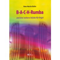 Kiefer, Hans-Martin - B-A-C-H-Rumba