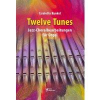 Kunkel, Liselotte - Twelve Tunes