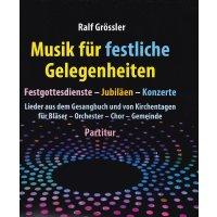 Grössler, Ralf - Musik für festliche Gelegenheiten
