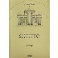 Olsson, Otto - Sestetto för Orgel