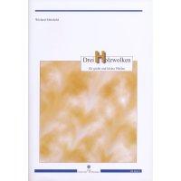 Meinhold, Wieland - Drei Holzwolken für große und kleine Pfeifen