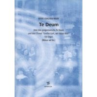 Marx, Hans-Joachim - Te Deum