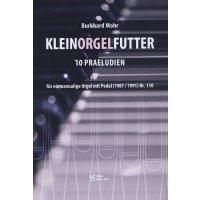 Mohr, Burkhard - KLEINORGELFUTTER