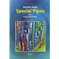 Nagel, Matthias - Special Pipes - Heft 2