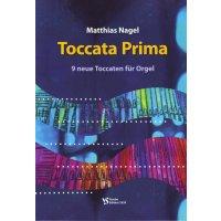 Nagel, Matthias - Toccata Prima