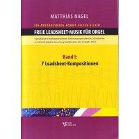 Nagel, Matthias - Leadsheet-Musik I