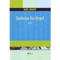 Ruoff, Axel - Sinfonie für Orgel