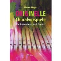 Riegler, Thomas - Originelle Choralvorspiele 1