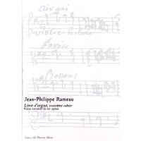 Rameau, Jean-Philippe - Livre dorgue 3