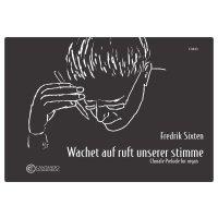 Sixten, Fredrik - Wachet auf, ruft uns die Stimme