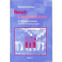 Schlenker, Manfred - Neun Liedpartiten