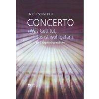 Schneider, Enjott - Concerto