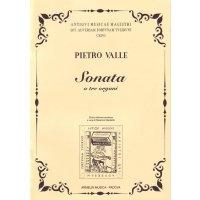 Valle, Pietro - Sonata a tre organi