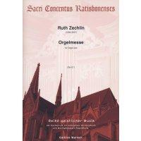 Zechlin, Ruth - Orgelmesse