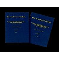 Orgelbuch - Stil- und Spielbuch für Orgel - 2 Bände