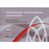 Choralvorspiele und Intonationen zum Gotteslob