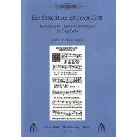 Romantische Choralbearbeitungen - Band 1