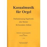 Kasualmusik für Orgel