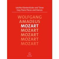 Mozart, W. A. - Leichte Klavierstücke und Tänze