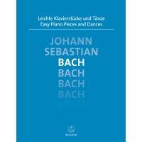 Bach, J. S. - Leichte Klavierstücke und Tänze