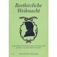 Heumann, Hans-Günter - Beethövliche Weihnacht