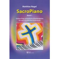 Nagel, Matthias - Sacro Piano - Band 1