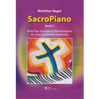 Nagel, Matthias - Sacro Piano - Band 2