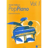 Hellbach, Daniel - PopPiano Vol. 1