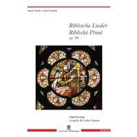 Dvorak, Antonìn - Biblische Lieder op. 99