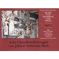Musik für Trompete und Orgel - Heft 1