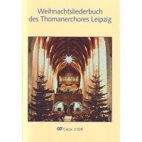 Weihnachtsliederbuch des Thomanerchores Leipzig