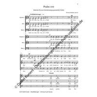 Markus, Thomas - Psalm 100