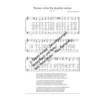 Müller, Peter - 30 dreistimmige Sätze zu den Liedern von Paul Gerhardt