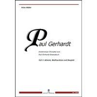 Müller, Peter - 3st. Chorsätze zum Paul-Gerhardt-Gesangbuch - Teil 1