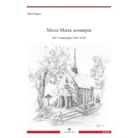 Figura, Alfred - Missa Maria assumpte