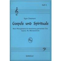 Ziesmann, Egon - Gospels und Spirituals 5