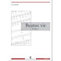Weitendorf, Giso - Beatus Vir (Psalm 1)