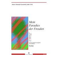 Frauenholtz, Johann Christoph - Mein Paradies der Freuden