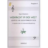 Ziesmann, Egon - Weihnacht in aller Welt 4
