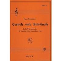 Ziesmann, Egon - Gospels und Spirituals 2
