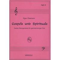 Ziesmann, Egon - Gospels und Spirituals 4