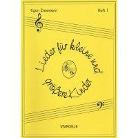 Ziesmann, Egon - Lieder für kleine und größere Kinder