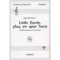 Ziesmann, Egon - Little David, play on your harp