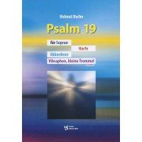 Barbe, Helmut - Psalm 19